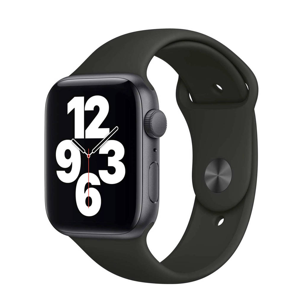 Apple Watch SE 44mm smartwatch Space Gray