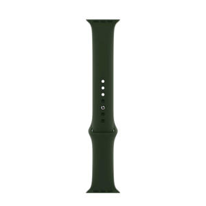 Watch sportbandje 44mm Cyprus Green