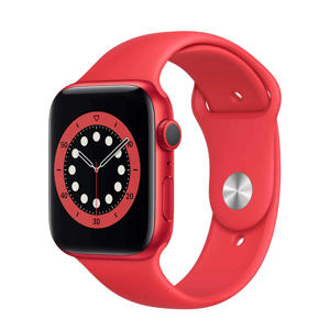 Watch Series 6 44mm smartwatch Red
