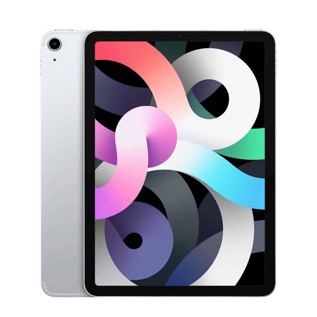 Apple 256GB Wifi + 4G (Zilver) iPad Air (2020)