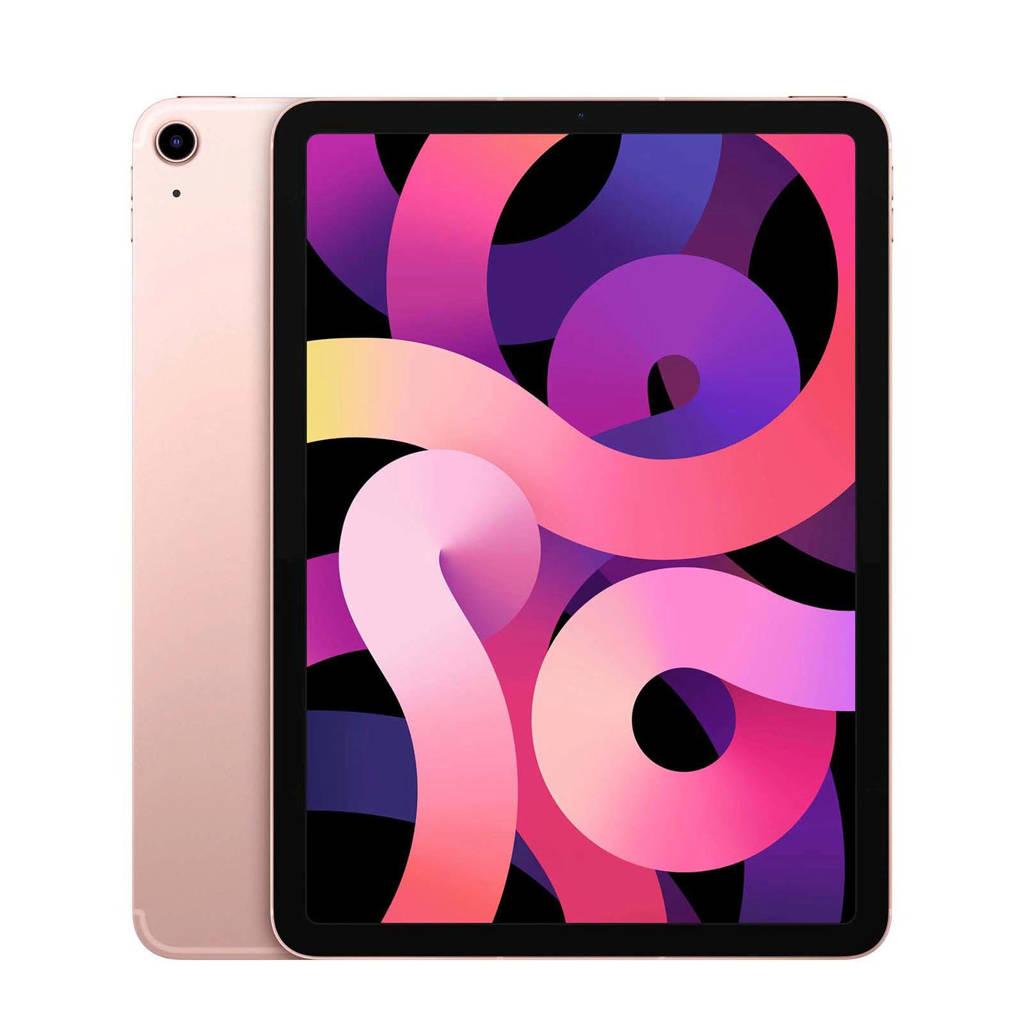 Apple 64GB Wifi + 4G (Rosegoud) iPad Air (2020), rosegoud