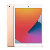 Apple 10.2-inch iPad Wifi 128GB (goud), Goud
