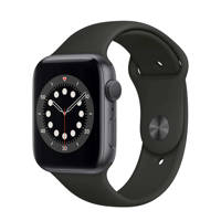 Apple Watch Series 6 44mm smartwatch Space Gray