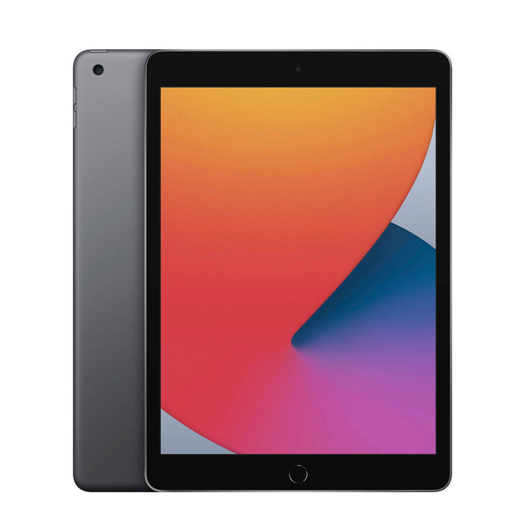 Apple 10.2-inch iPad Wifi 128GB (space grey), Grijs