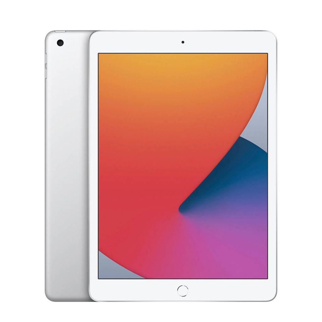 Apple 10.2-inch iPad Wifi 128GB (zilver), Zilver