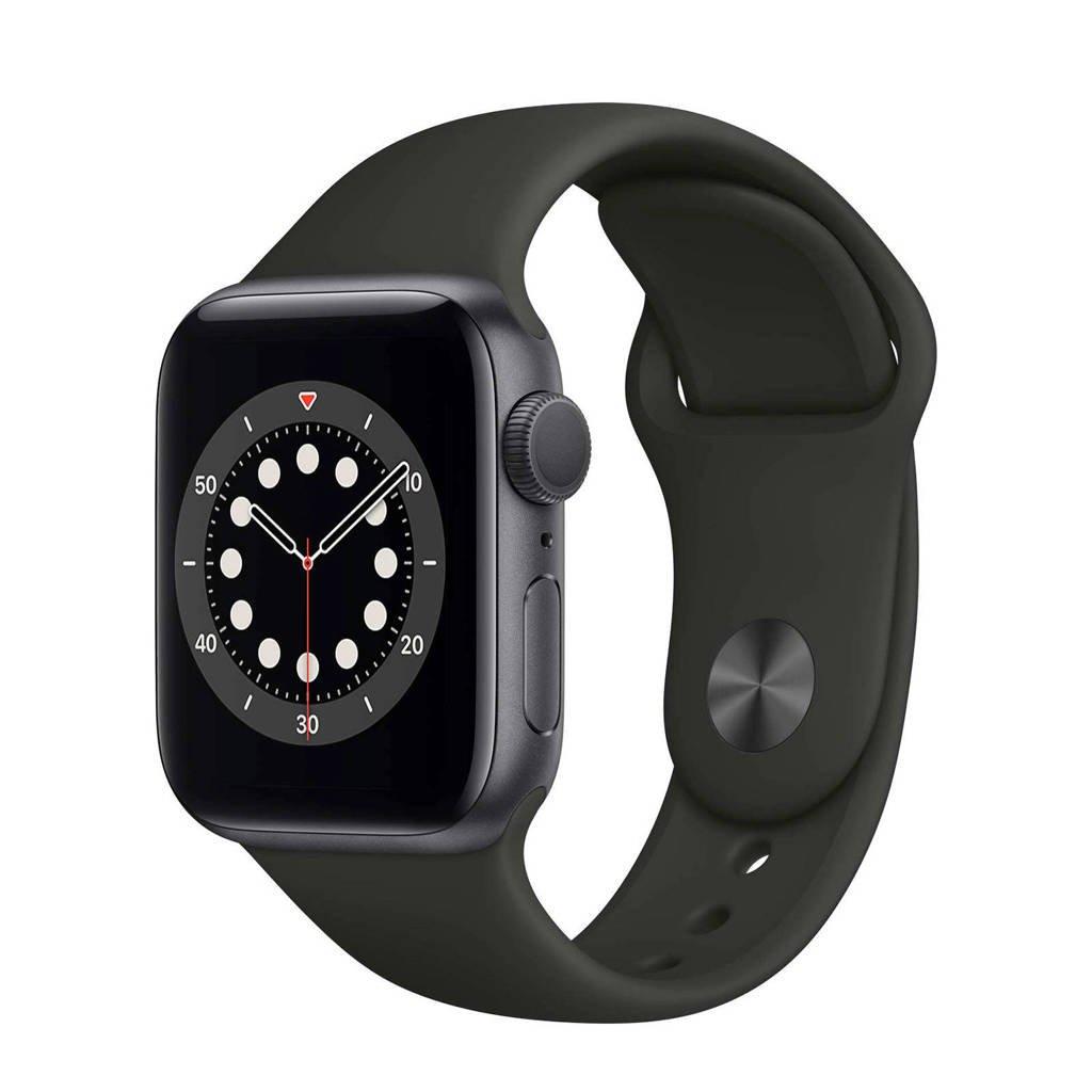Apple Watch Series 6 40mm smartwatch Space Gray