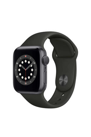 Watch Series 6 40mm smartwatch Space Gray