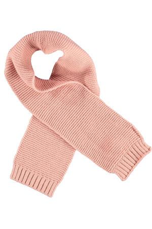 sjaal lichtroze