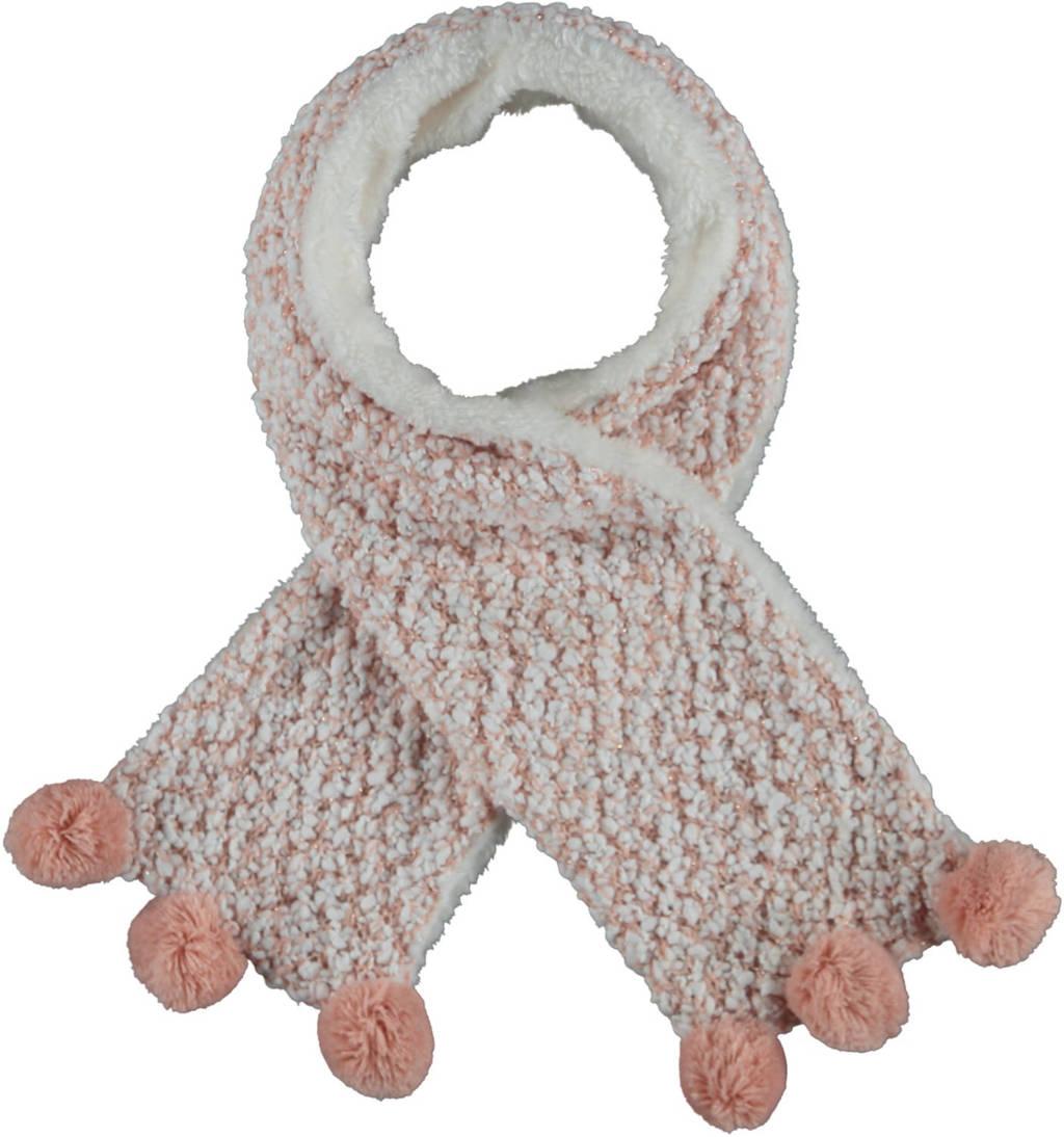 Sarlini sjaal melee roze, Lichtroze