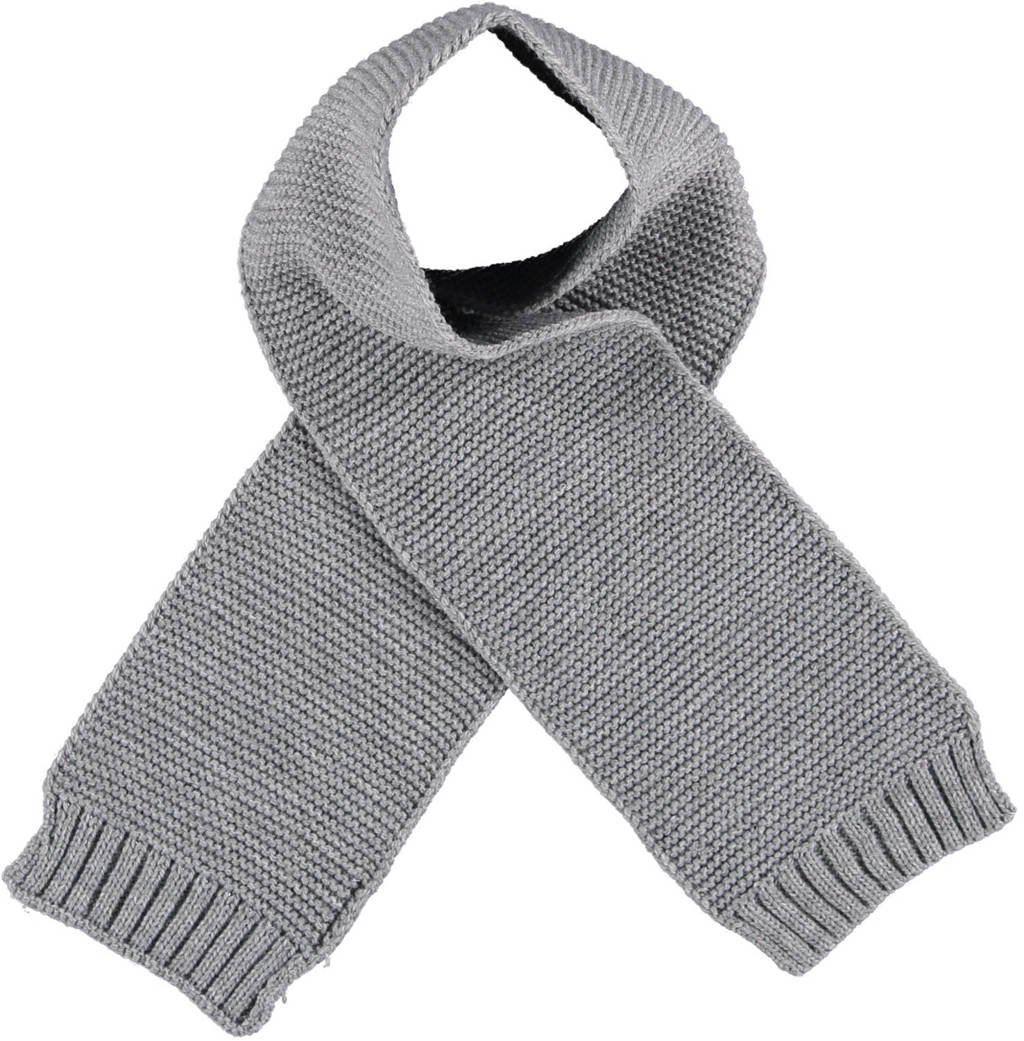Sarlini sjaal lichtgrijs, Lichtgrijs