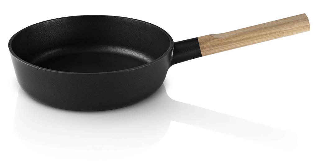 Eva Solo  Hapjespan Nordic Kitchen (Ø24 cm), Bruin,Zwart
