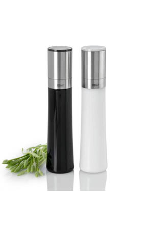 peper en zoutmolen setAroma