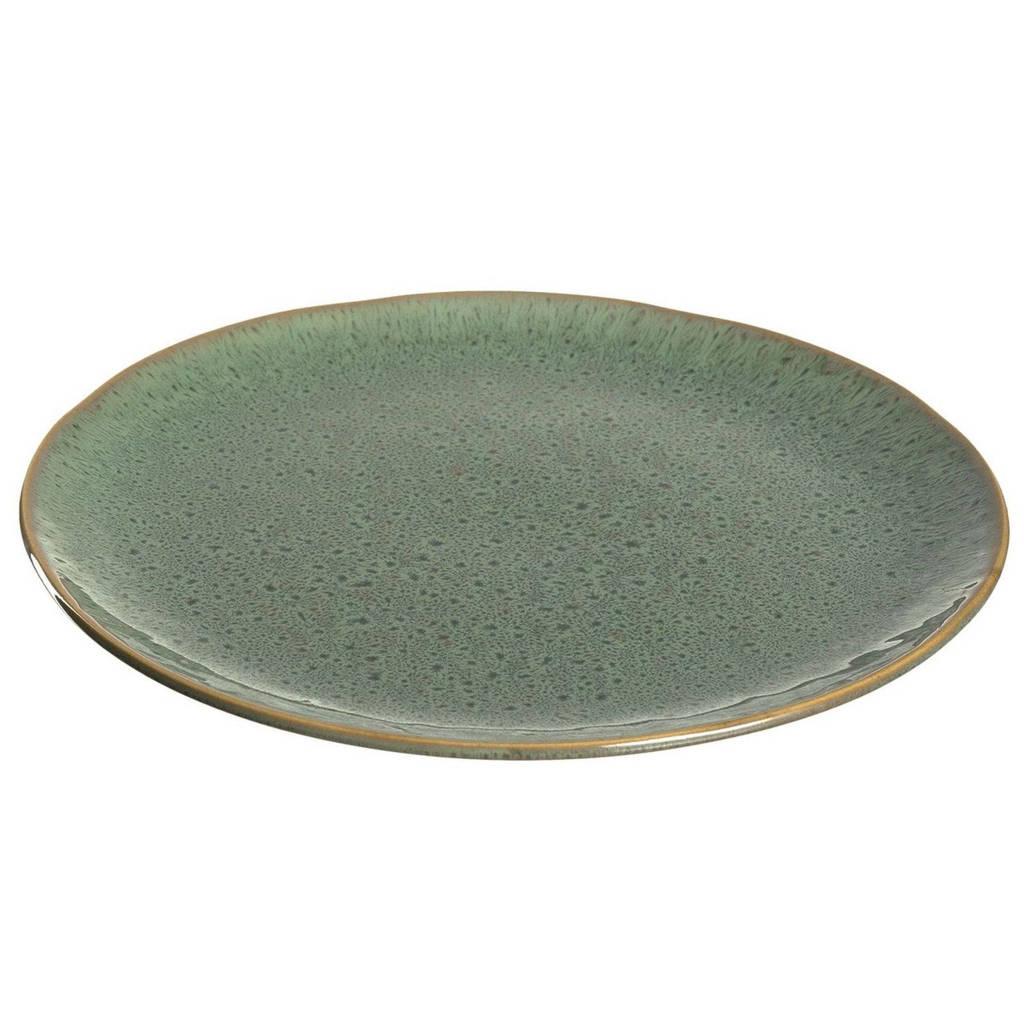 Leonardo Dinerbord Matera Groen (Ø27 cm)
