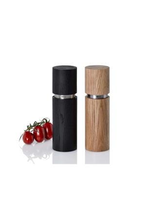 Peper en Zoutmolen Set Texture Grande (2-Delig)