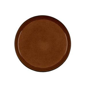 Dinerbord Zwart Amber (Ø27 cm)