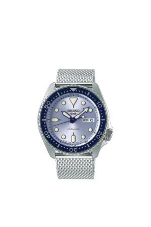 horloge SRPE77K1 zilverkleur