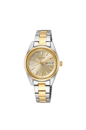 horloge SUR354P1 zilver/goudkleurig