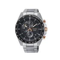 Seiko horloge SSB323P1 zilverkleur, Zilver