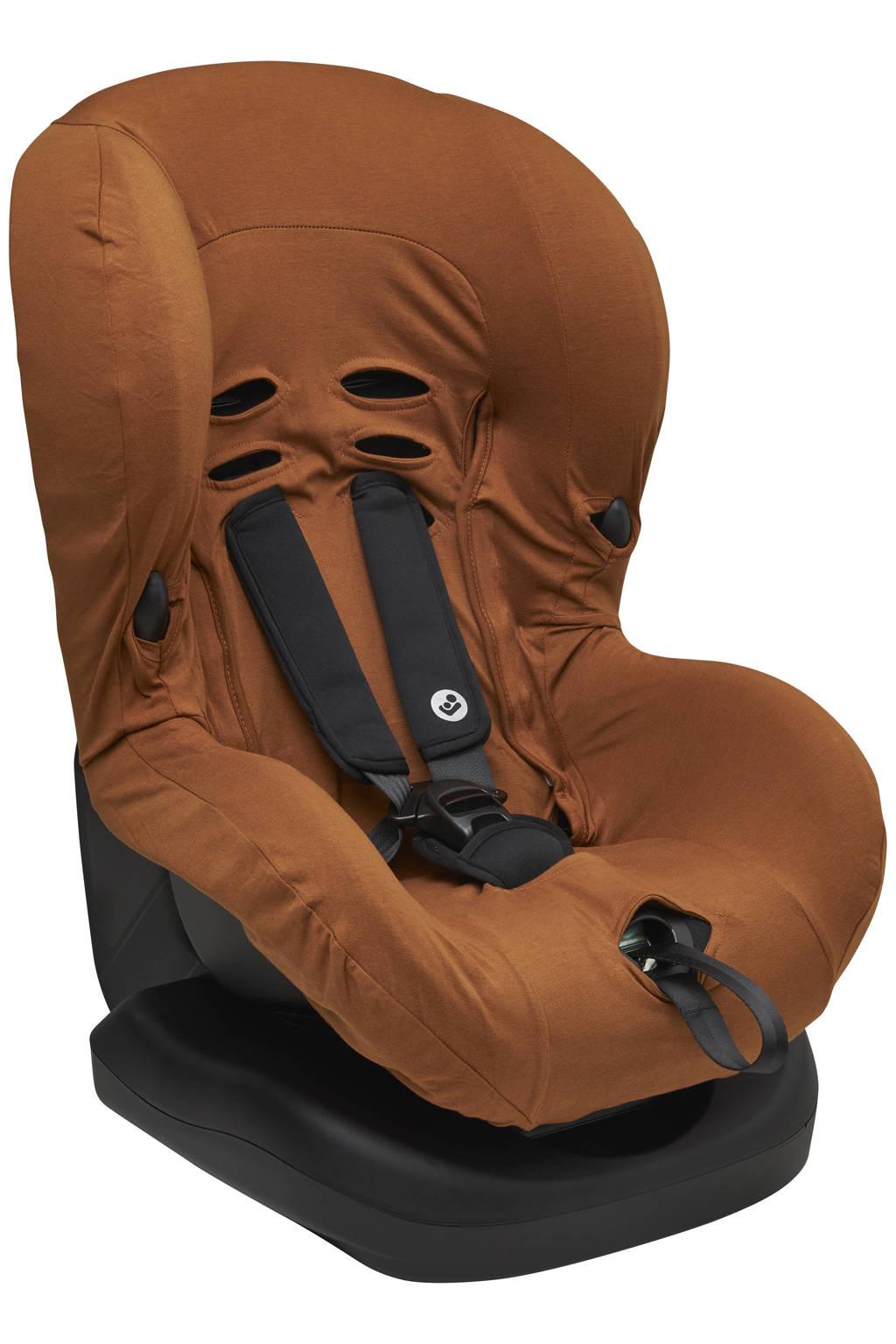 Meyco autostoelhoes groep 1 Basic jersey camel, Camel