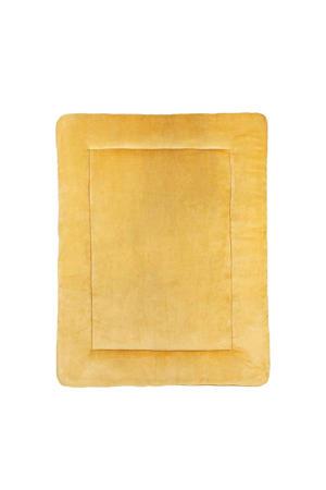 boxkleed Knit basic 77x97 cm honey gold