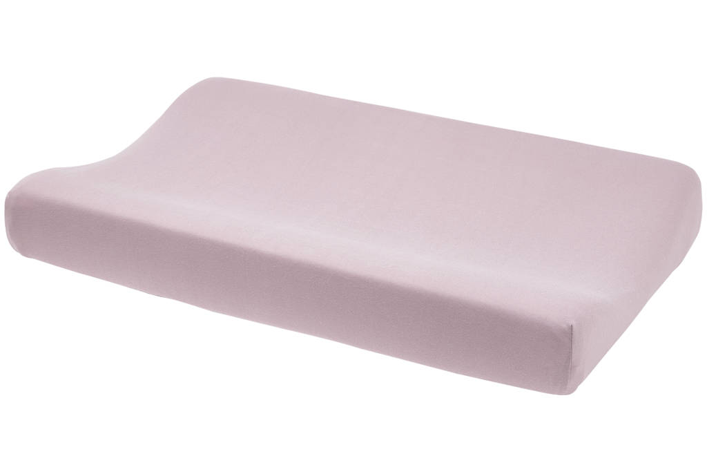 Meyco aankleedkussenhoes Basic jersey lilac, Lila