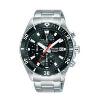 Pulsar horloge PM3189X1, Zilverkleurig