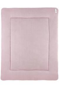 Meyco boxkleed Knit basic 77x97 cm lilac, Lila
