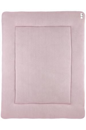 boxkleed Knit basic 77x97 cm lilac