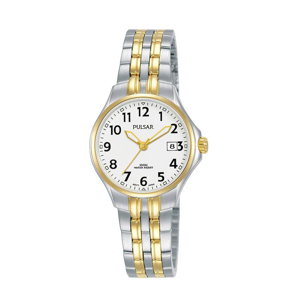 Pulsar horloge PH7488X1, Tweekleurig