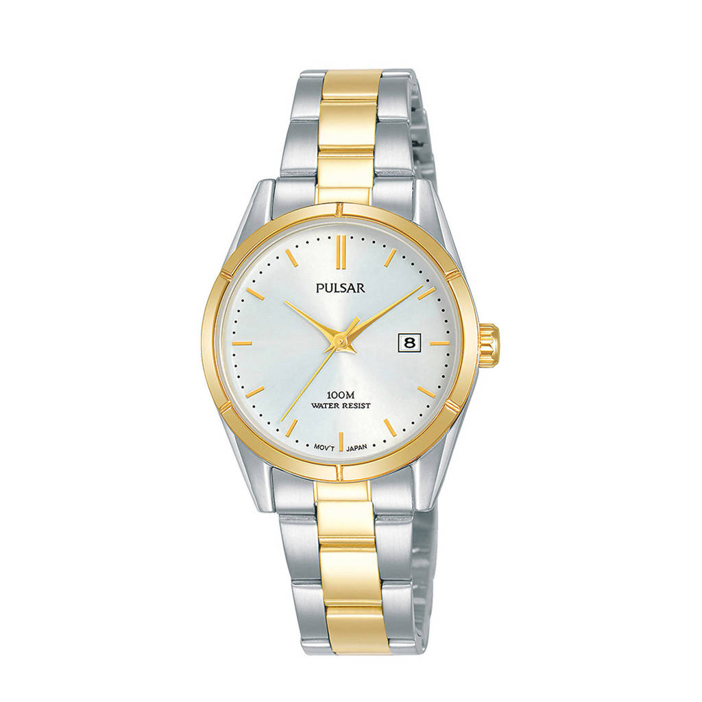 Pulsar horloge PH7474X1, Tweekleurig