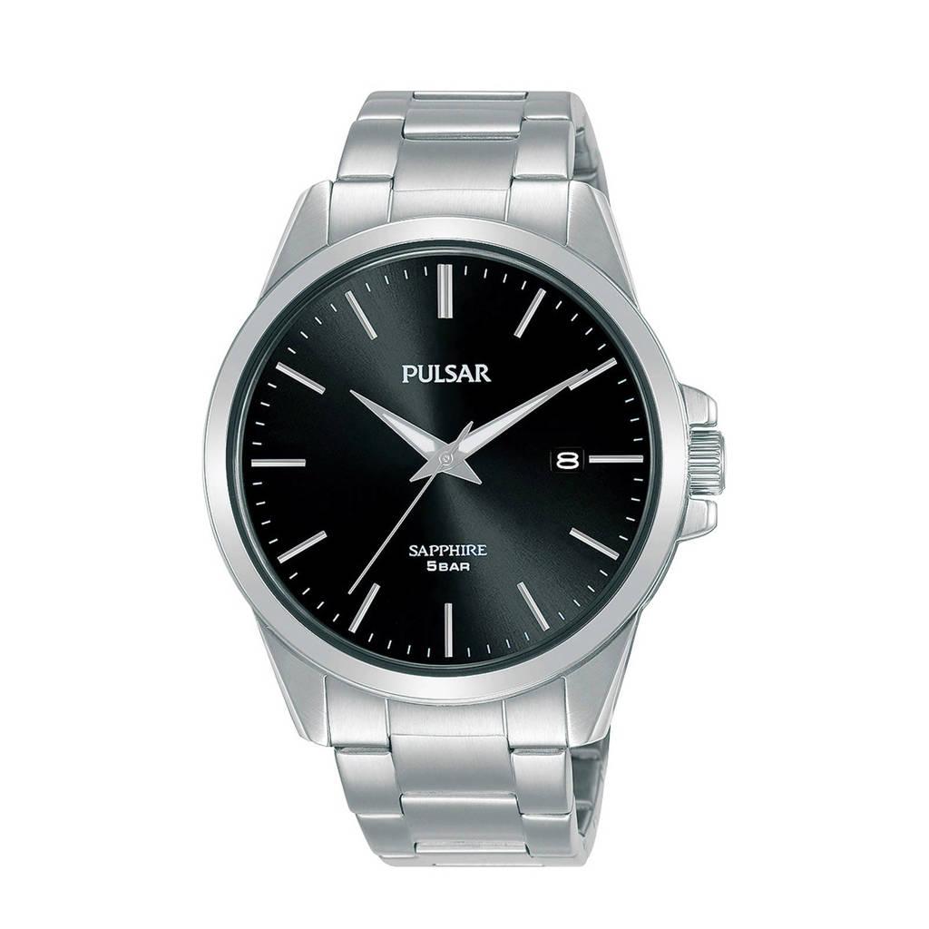 Pulsar horloge PS9639X1, Zilverkleurig