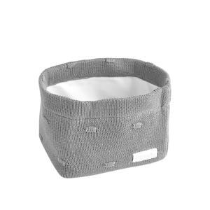 commodemand Knots medium 16x19x26 cm grijs