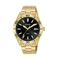 Pulsar horloge PS9648X1 goudkleurig, Goudkleurig