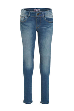 super skinny jeans Adelaide mid blue stone