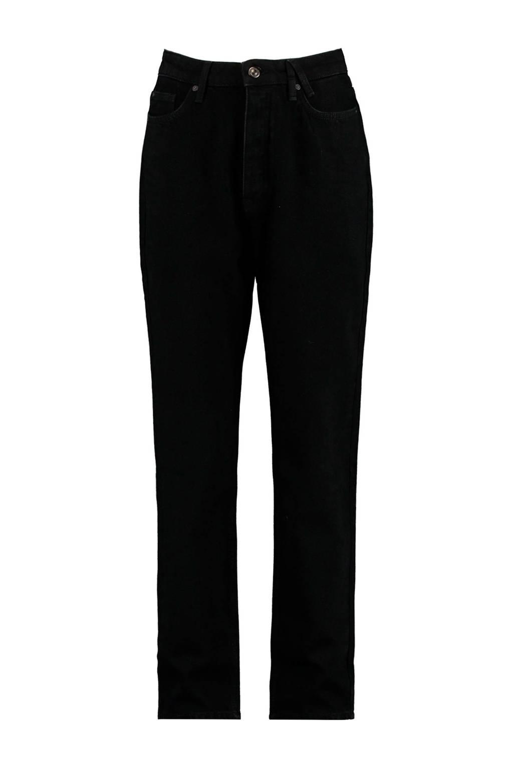 America Today high waist mom jeans Jadan zwart, Zwart