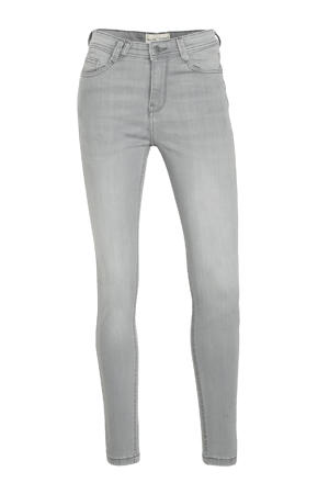 high waist skinny jeans Sylvie light grey