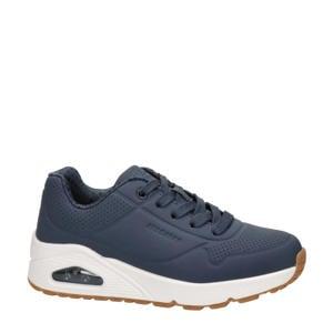 Uno  sneakers blauw