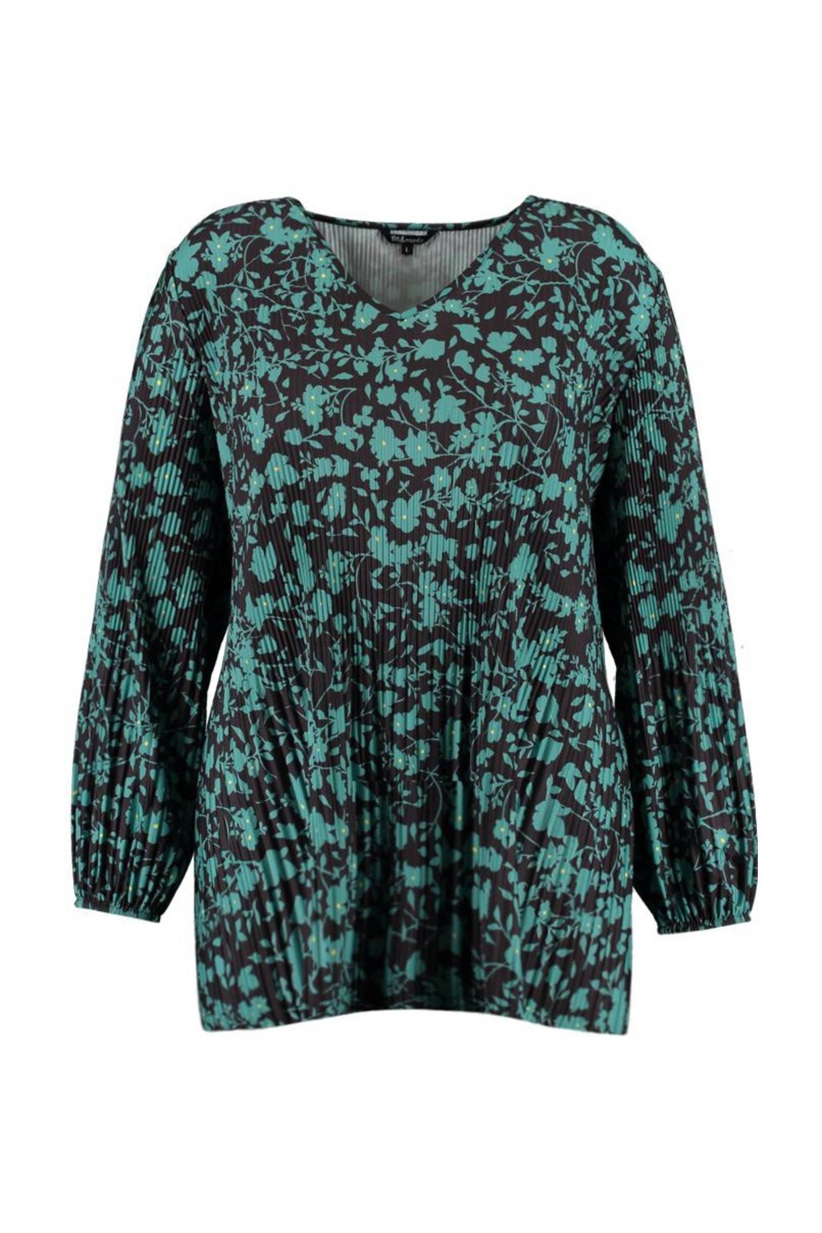 MS Mode trui met all over print zwartwit | wehkamp