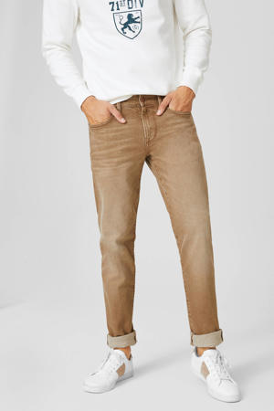 slim fit jeans cognac