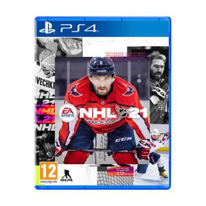 NHL 21 (PlayStation 4)