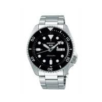 Seiko horloge SRPD55K1 zilverkleur, Zilver