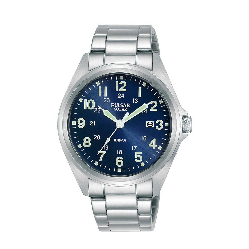 Pulsar horloge PX3217X1 zilverkleur, Zilverkleurig