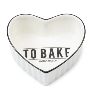 kom Love To Bake (set van 2)