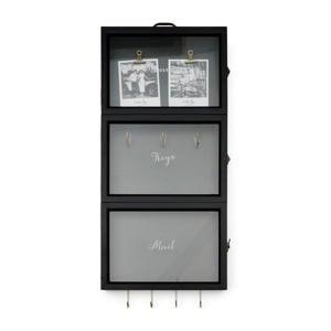 wanddecoratie Memories Keys  (70x30 cm)