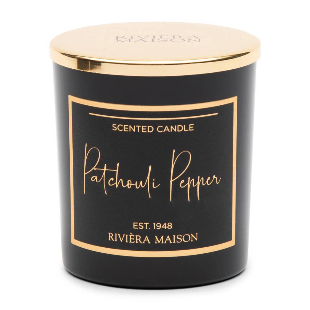 Riviera Maison geurkaars  Patchouli Pepper