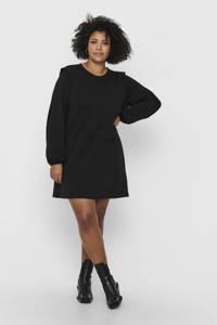 ONLY CARMAKOMA jurk CARSARA zwart, Zwart