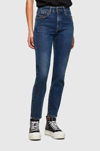 Diesel slim fit jeans D-Joy mid blue, Mid blue