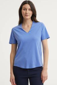 FREEQUENT T-shirt blauw, Blauw