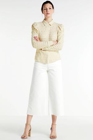 blouse ecru