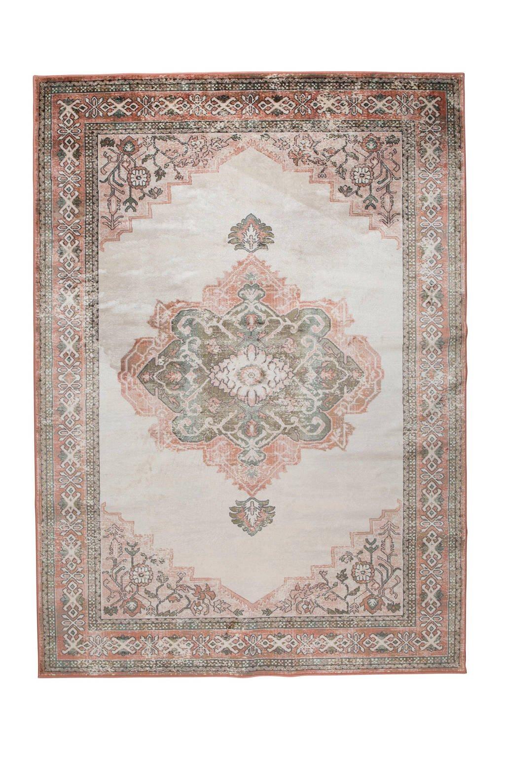Dutchbone vloerkleed Mahal  (240x170 cm), Roze